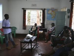 Rasheed teaching Database Management
